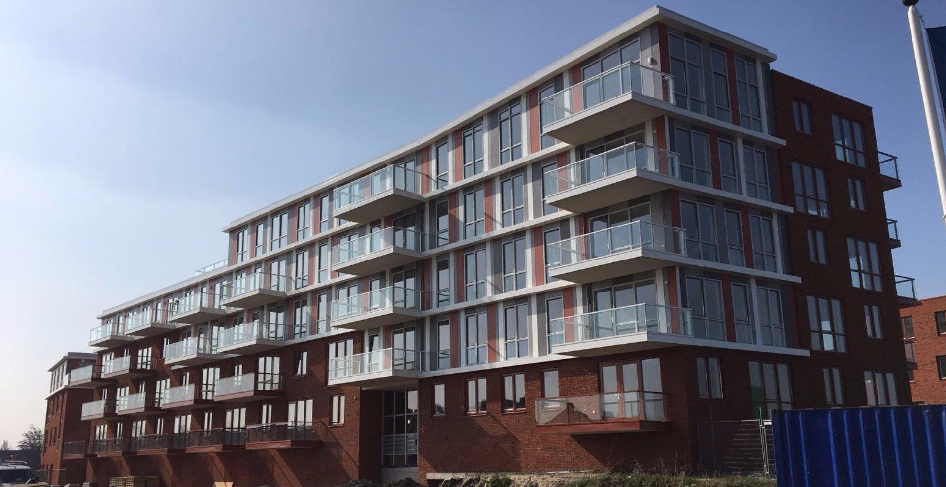balkon en dakrand afwerking