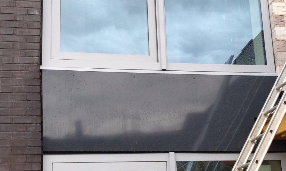 aluminium paneel