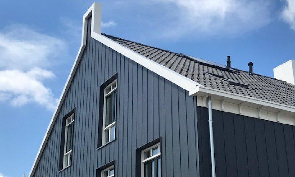 Aluminium windveren